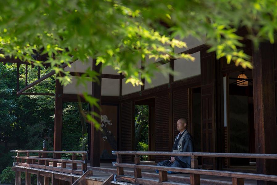 京都 禅 体験