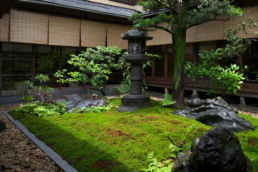 京都 庭園見学